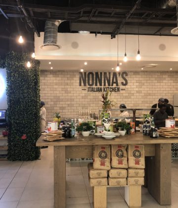 Nonnas Italian Food Bar