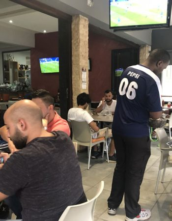 Jounieh Cafe & Hubbly Lounge