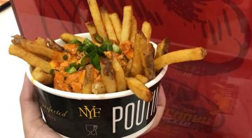 New York Fries Dubai Mall